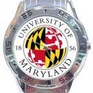 University of Maryland Analogue Watch