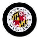 University of Maryland Heat-Resistant Round Mousepad