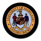 University of Maryland Eastern Shore Heat-Resistant Round Mousepad