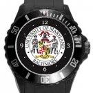 University of Maryland Eastern Shore Plastic Sport Watch In Black