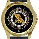 Missouri Western State University Gold Metal Watch