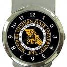 Missouri Western State University Money Clip Watch