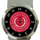 Iowa State University of Science and Technology Money Clip Watch