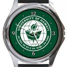 University of Hawaii Round Metal Watch