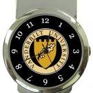 Vanderbilt University Money Clip Watch
