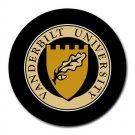 Vanderbilt University Heat-Resistant Round Mousepad