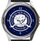 Southern New Hampshire University Round Metal Watch