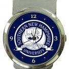 Southern New Hampshire University Money Clip Watch