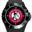 Boston University Terriers Plastic Sport Watch In Black