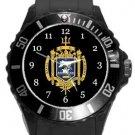 US Naval Academy Plastic Sport Watch In Black