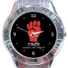 Rage Against The Machine Analogue Watch