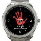 Rage Against The Machine Sport Metal Watch