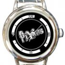 Pixies Round Italian Charm Watch