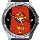 Pixies Band Round Metal Watch