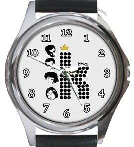 The Killers Round Metal Watch