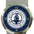 Butler University Money Clip Watch