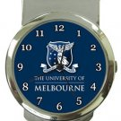 The University of Melbourne Money Clip Watch