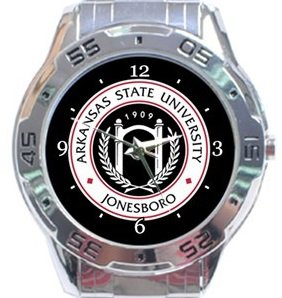 Arkansas State University Jonesboro Analogue Watch