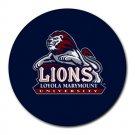 Loyola Marymount Lions Heat-Resistant Round Mousepad