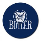 Butler Bulldogs Heat-Resistant Round Mousepad