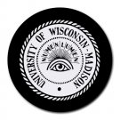 University of Wisconsin Madison Heat-Resistant Round Mousepad