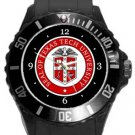 Texas Tech University Plastic Sport Watch In Black