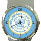 Southern University and A&M College Money Clip Watch