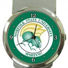 Norfolk State University Spartans Money Clip Watch