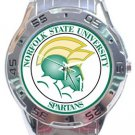 Norfolk State University Spartans Analogue Watch