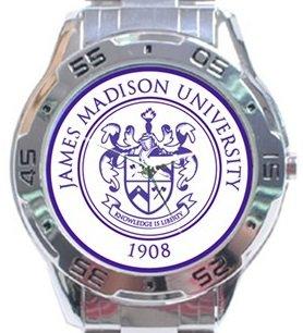 James Madison University Analogue Watch
