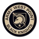 Army West Point Black Knights Heat-Resistant Round Mousepad