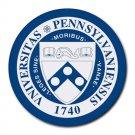 University of Pennsylvania Heat-Resistant Round Mousepad