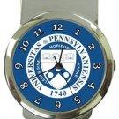 University of Pennsylvania Money Clip Watch