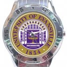 University of Evansville Analogue Watch