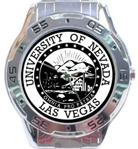 University of Nevada Las Vegas Analogue Watch