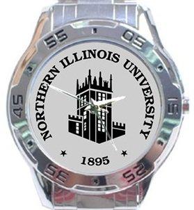 Northern Illinois University Analogue Watch