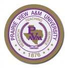 Prairie View A&M University Heat-Resistant Round Mousepad