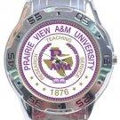 Prairie View A&M University Analogue Watch