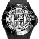 Bowling Green State University Plastic Sport Watch In Black