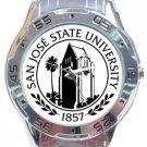 San Jose State University Analogue Watch