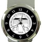 Georgia Southern University Money Clip Watch