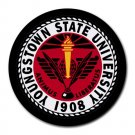 Youngstown State University Heat-Resistant Round Mousepad