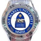 Ave Maria University Analogue Watch