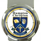 Hampton Christian Academy Money Clip Watch