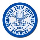 Morehead State University Kentucky Heat-Resistant Round Mousepad