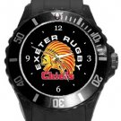 Exeter Chiefs Rugby Plastic Sport Watch In Black