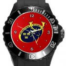 Munster Rugby Plastic Sport Watch In Black
