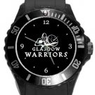 Glasgow Warriors Plastic Sport Watch In Black