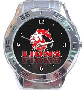 The Lions Rugby Analogue Watch