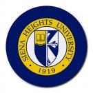 Siena Heights University Heat-Resistant Round Mousepad